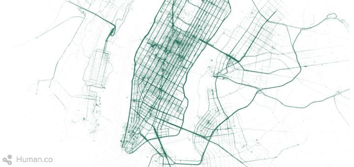 Human Activity in Cities Around the World