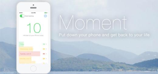 Moment App