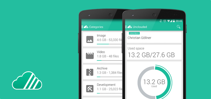 Unclouded For Android Wants To Make Sense Of Your Messy Cloud Storage