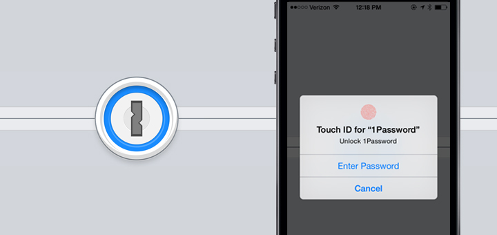 1Password 5 for iOS 8