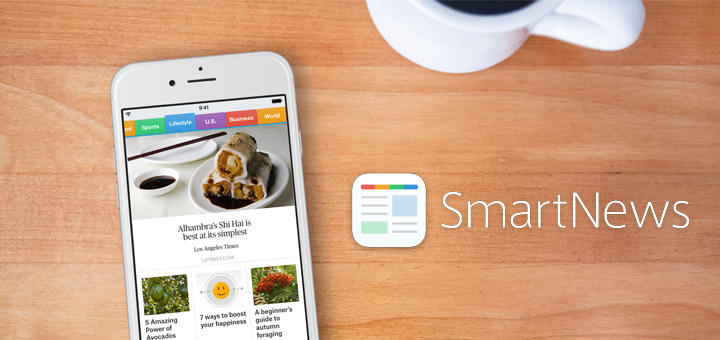 SmartNews — Trending News Stories for iPhone & Android ...