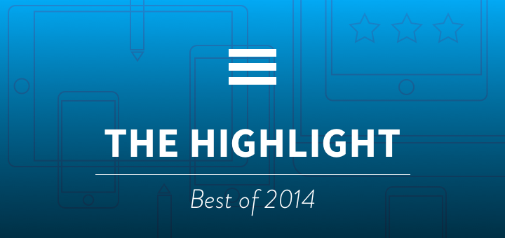 The Highlight 2014 — Material Design Apps