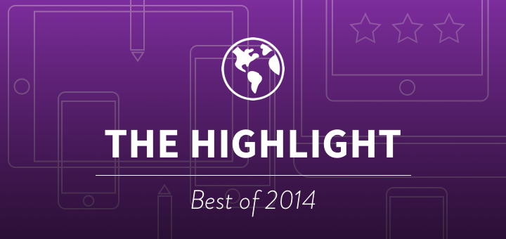 The Highlight 2014 — Websites