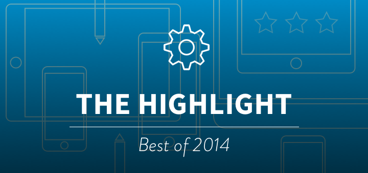The Highlight 2014 — Best iOS 8 Feature Additions