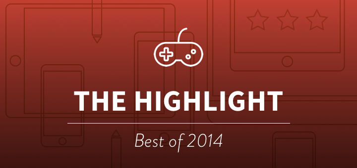 The Highlight 2014 — Best Games