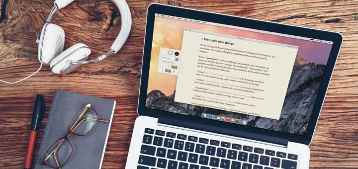 Typed is a Stunning Markdown Writing App for Mac