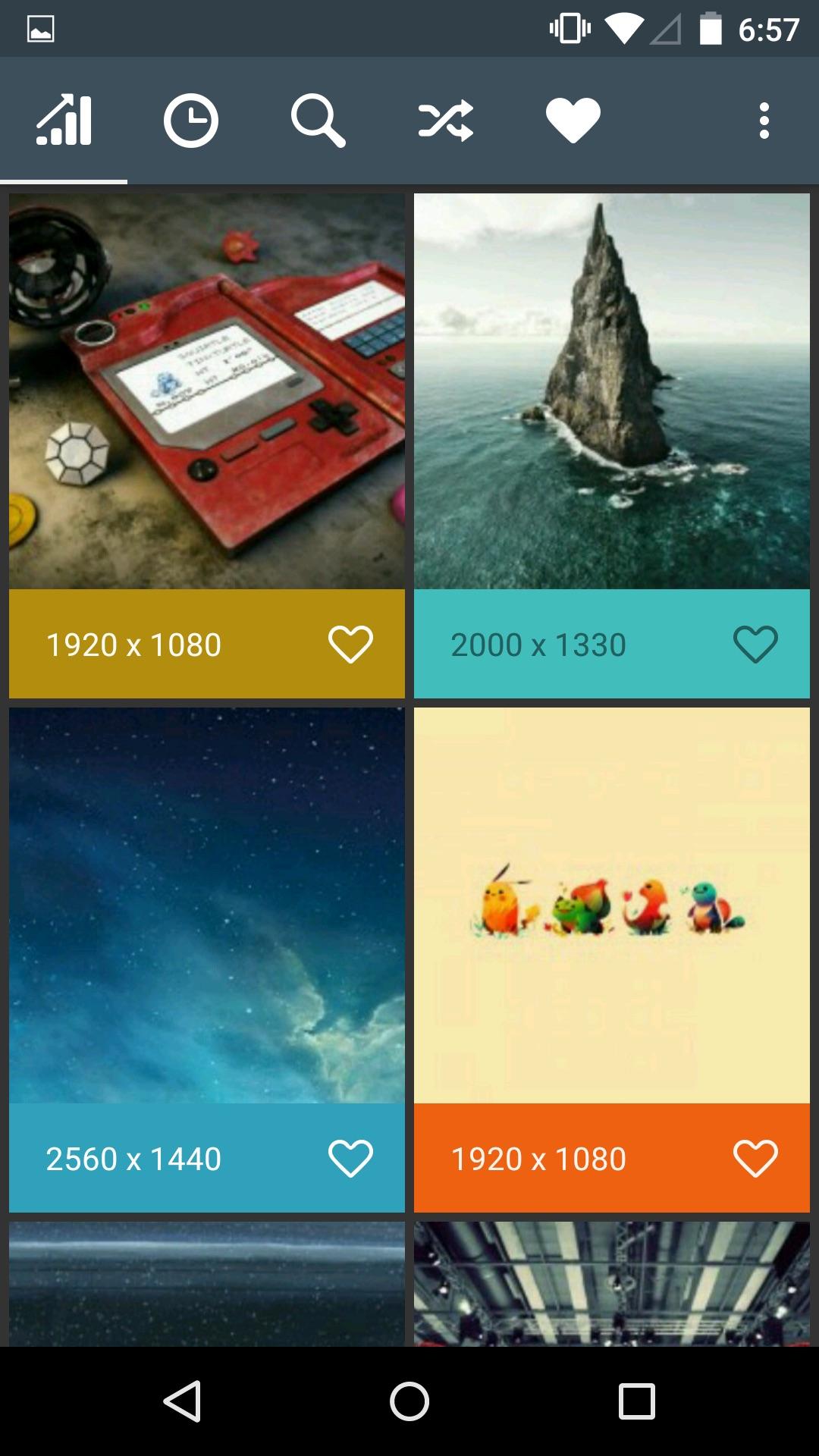 wally wallpaper apps