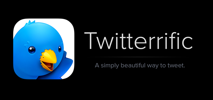 Twitterrific 5.9 for iOS