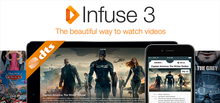 Infuse 3 for iOS