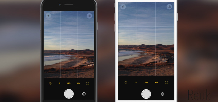 Reuk — Manual Camera Controls for iPhone