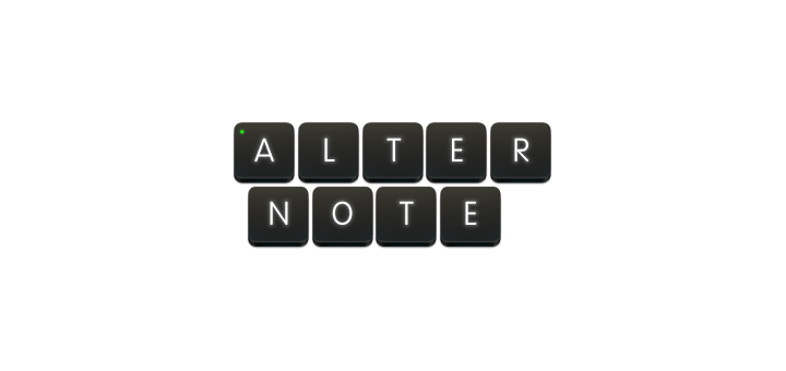 Alternote — Evernote Powered Note-Taking App for Mac