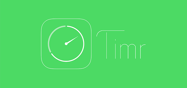Timr — Simple Timer & Stopwatch App • Beautiful Pixels