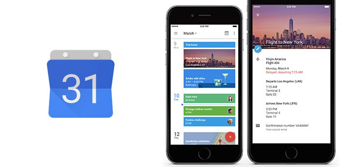 Monthly Calendar App : Google calendar for ios beautiful pixels