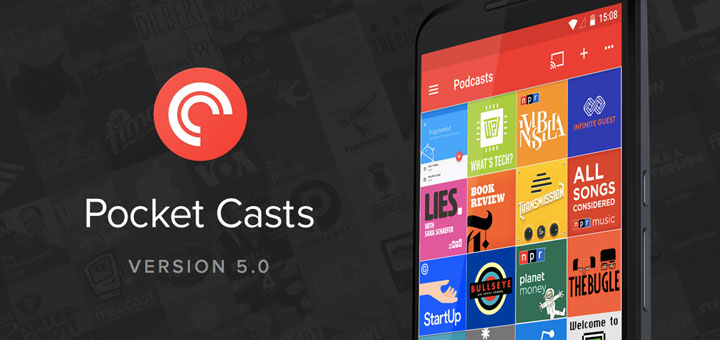 Pocket Casts 5