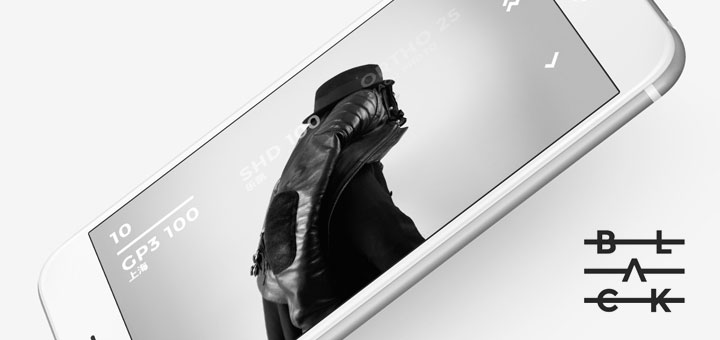 BLACK — B&W Film Emulator for iPhone