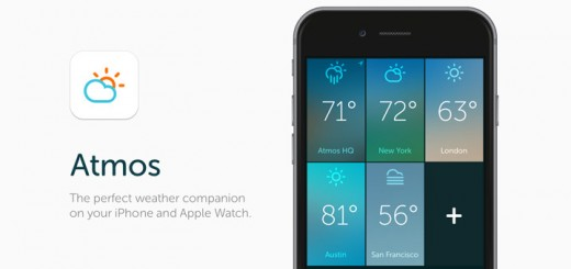 Atmos Weather App