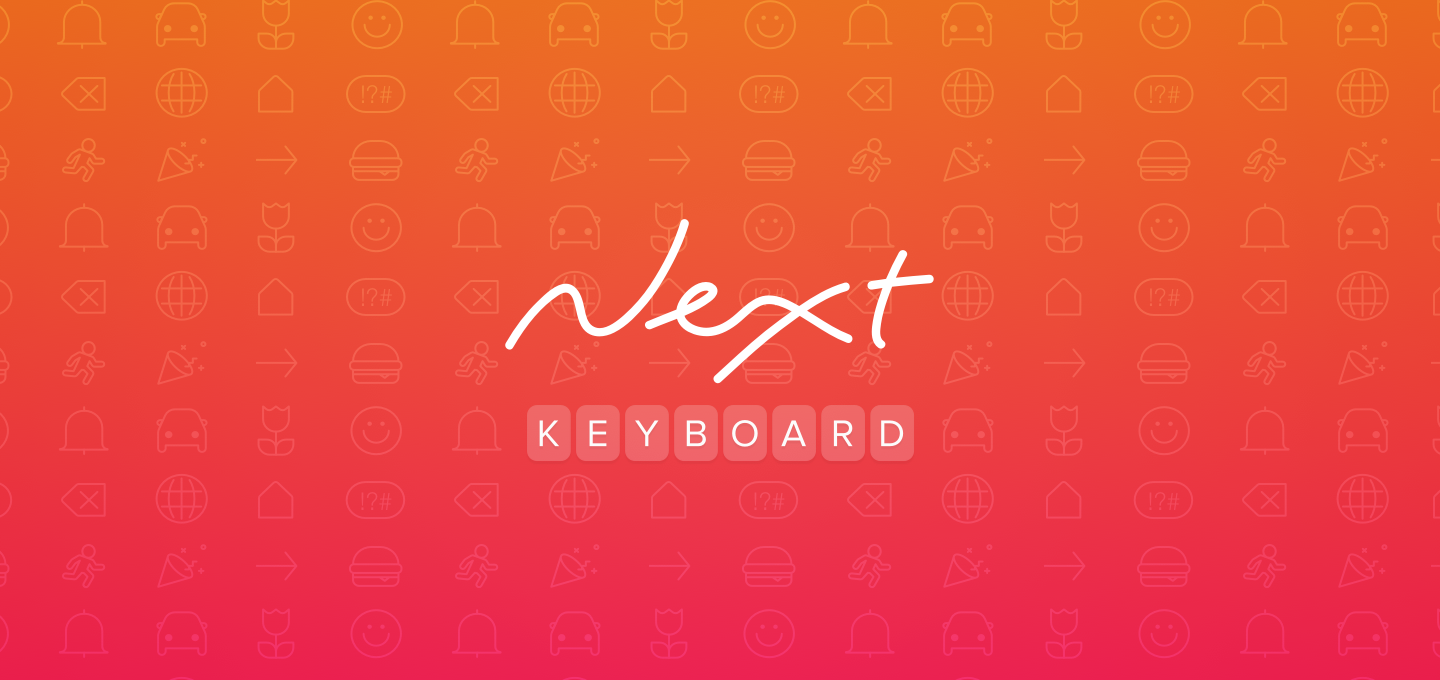 Next Keyboard