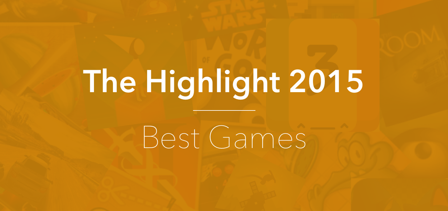The Highlight 2015 — Games