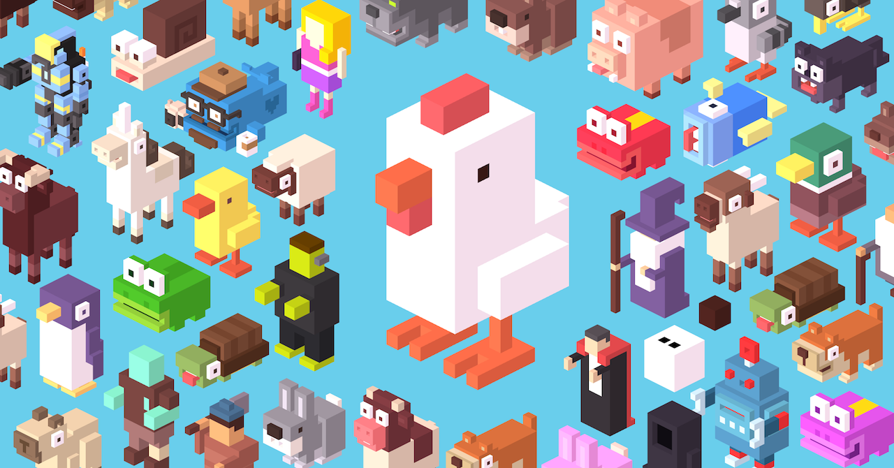 Crossy Road for Apple TV