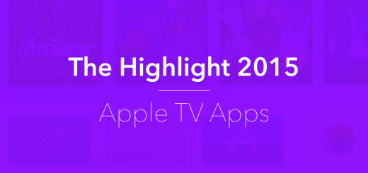 The Highlight 2015 — Apple TV Apps