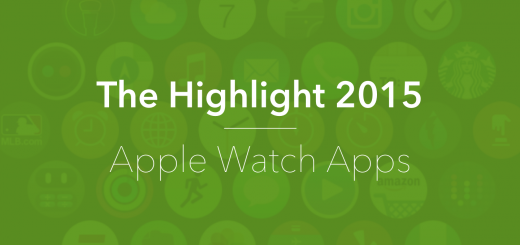 The Highlight 2015 — Apple Watch Apps