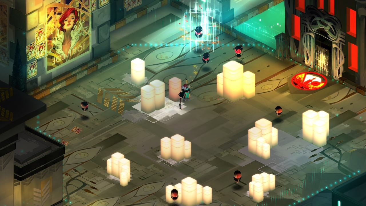 Transistor for Apple TV