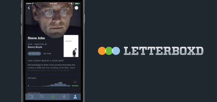 Letterboxd — Yes, the iPhone App is Here