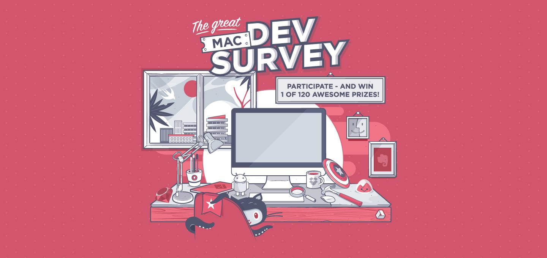 The Great Mac Dev Survey