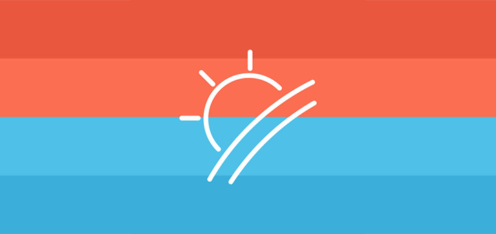 Meteo — A Bold Weather App for iOS