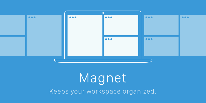 Magnet — The Window Manager for Mac [Sponsor]