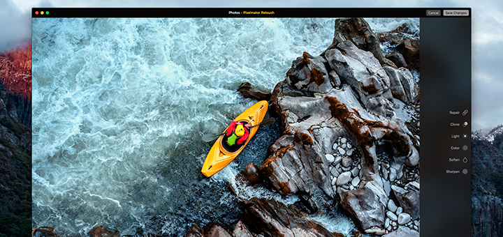 "Pixelmator 3.5 ""Canyon"" Introduces New Selection Tools and a new Photos App Extension"