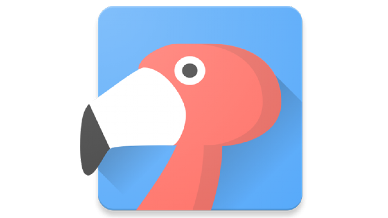 Flamingo for Twitter • Beautiful Pixels