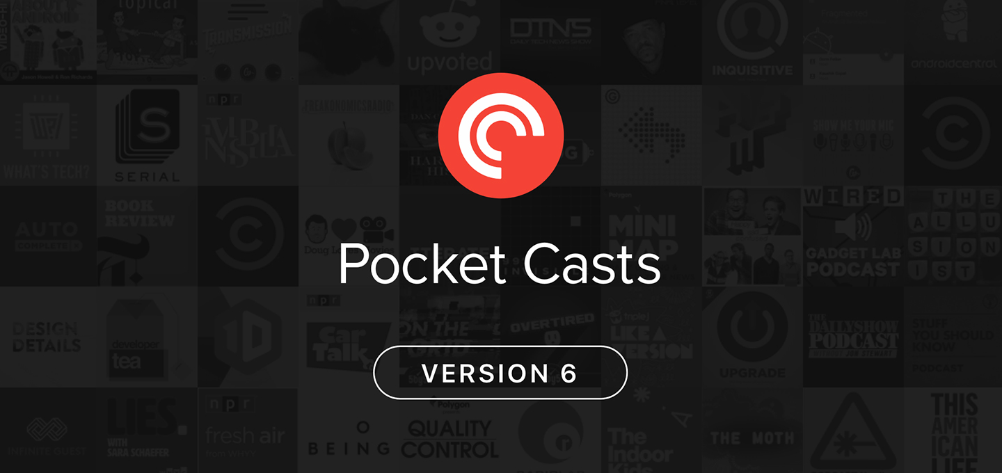 Pocket Casts 6 for iOS