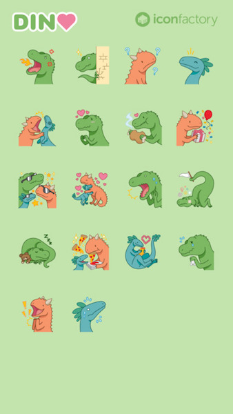 imessagestickers-dino