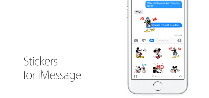 Our Favorite iMessage Sticker Packs for iOS 10