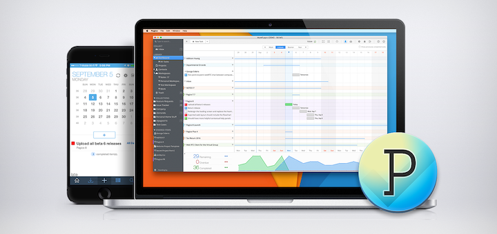 Pagico 8: One App to Manage All Your Tasks, Files & Notes [Sponsor]