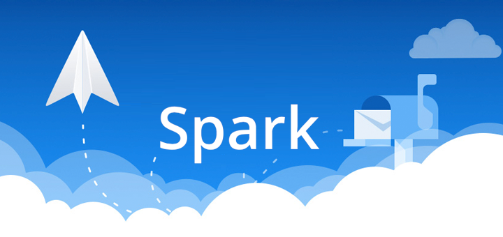 Spark Email app for Mac