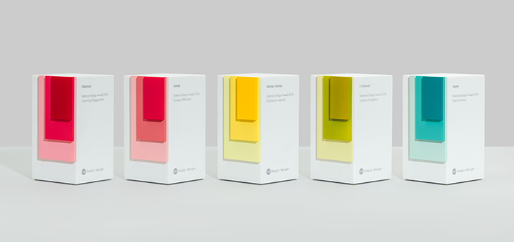 Google Announces Material Design Awards 2016