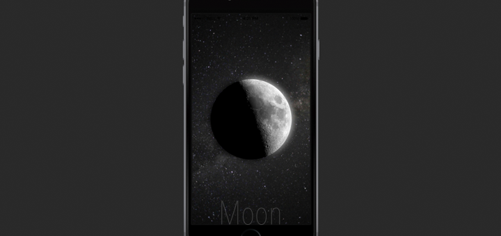 Moon — Your Personal Lunar Portal