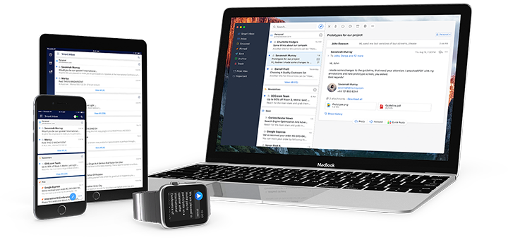 Readdle's Spark Mail App for iOS and Mac