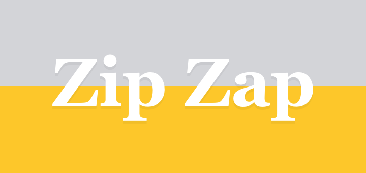 """Zip—Zap: """"Bring the Clumsy Mechanical Beings Home"""""""