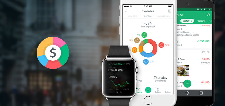 spendee frictionless expense tracking app for iphone android