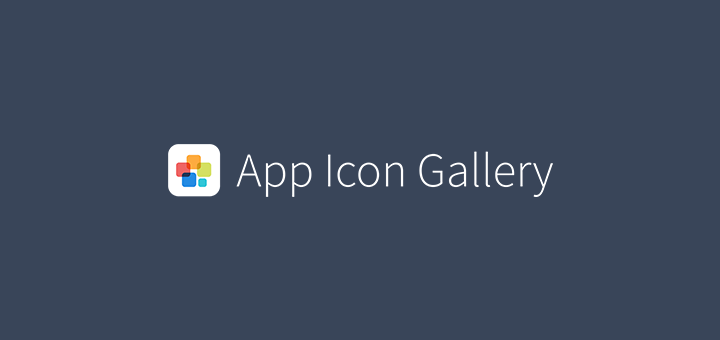 Introducing App Icon Gallery