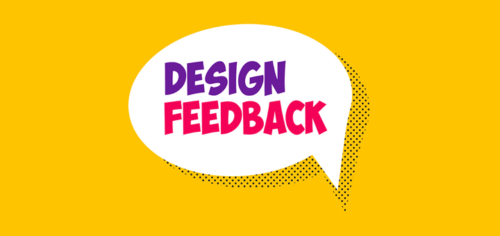 Design Feedback iMessage Sticker Pack