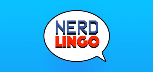 Nerd Lingo iMessage Stickers