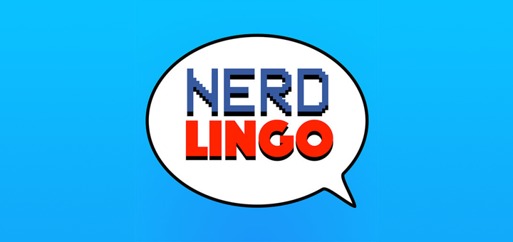Nerd Lingo iMessage Stickers