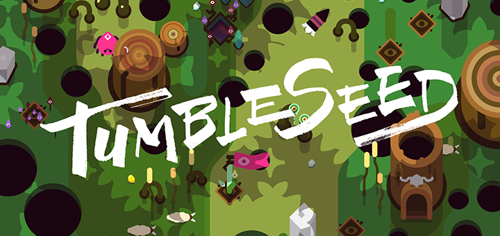 TumbleSeed — Precarious Abstract Tilt Action