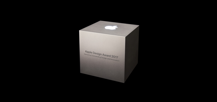 The Winners of Apple Design Awards 2017