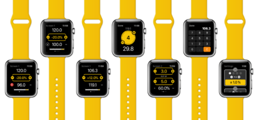 Percent Mate App for Apple Watch