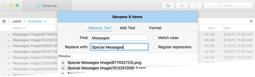Transmit 5 - Panic's File Transfer App for Mac